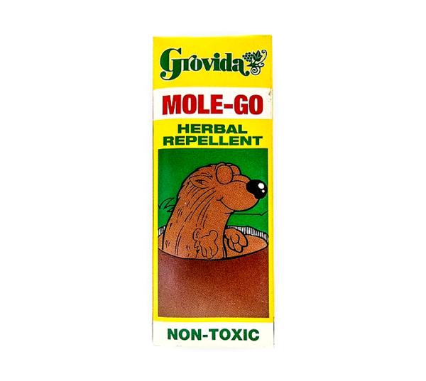 Grovida Mole Go Herbal repellent 200ml