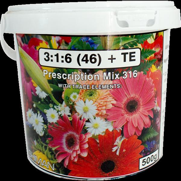 Prescription mix 3.1.6.(46) 500g