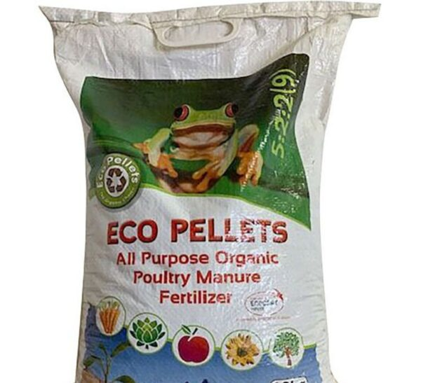 Eco Pellets Chicken Manure Fertilizer 40kg